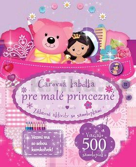 Čarovná kabelka pre malé princezné cena od 157 Kč