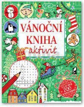 Vánoční kniha aktivit cena od 67 Kč