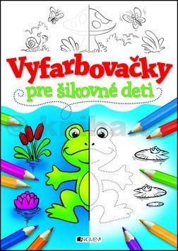 Vyfarbovačky pre šikovné deti cena od 140 Kč