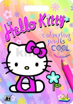 Hello Kitty Kreativní blok cena od 84 Kč