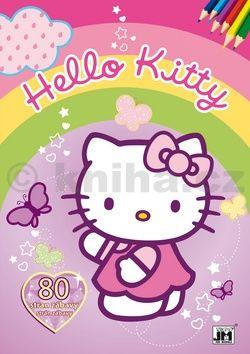 Hello Kitty omalovánka cena od 34 Kč