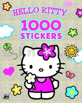Kolektiv autorů: Hello Kitty 1000 samolepek cena od 97 Kč