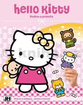 Hello Kitty Rodina a priatelia cena od 70 Kč