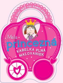 Malá princezná Kabelka plná mażovaniek cena od 97 Kč