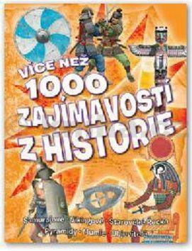 Více než 1000 zajímavostí z historie cena od 124 Kč
