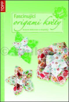 Fascinující origami květy cena od 61 Kč