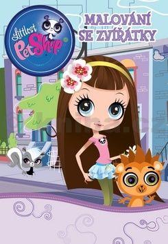 Hasbro: Littlest Pet Shop - Malování se zvířátky cena od 0 Kč