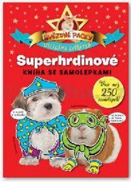 Hvězdné packy - Superhrdinové cena od 36 Kč