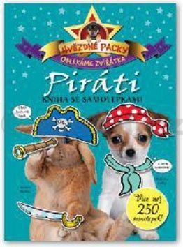 Piráti Hvězdné packy cena od 39 Kč