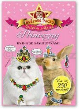 Hvězdné packy - princezny cena od 48 Kč