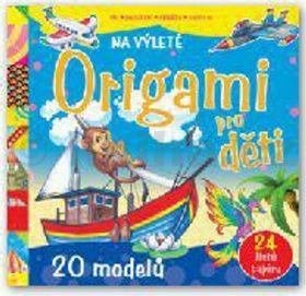 Origami pro děti Na výletě cena od 59 Kč