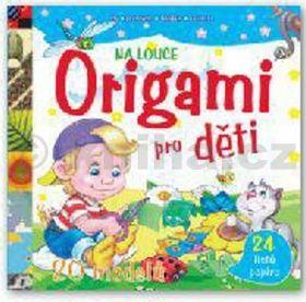 Origami pro děti Na louce cena od 61 Kč