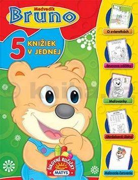 Medvedík Bruno cena od 107 Kč