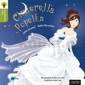 Julia Jarman: Popelka Cinderella cena od 23 Kč