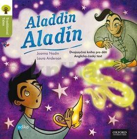 Joanna Nadin: Aladin Alladin cena od 58 Kč