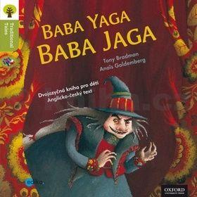 Tony Bradman: Baba Jaga Baba Yaga cena od 23 Kč