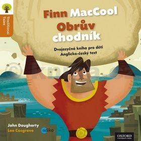 John Dougherty: Fin Drsňák a Obrův chodník Finn MacCool and the Giant's Causeway cena od 25 Kč
