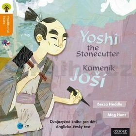 Becca Heddle: Kameník Joši Yoshi the Stonecutter cena od 19 Kč