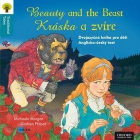 Michaela Morgan: Kráska a zvíře Beauty and the Beast cena od 23 Kč