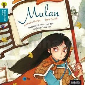 Michaela Morgan: Mulan Mulan cena od 19 Kč