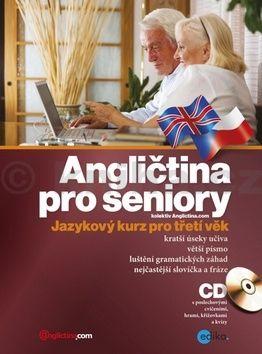 Lucie Poslušná: Angličtina pro seniory cena od 173 Kč