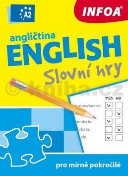 Angličtina - Slovní hry A2 pro mírně pokročilé cena od 81 Kč