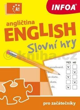 Angličtina - Slovní hry A1 pro začátečníky cena od 83 Kč