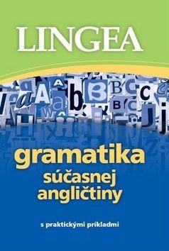 Gramatika súčasnej angličtiny cena od 125 Kč