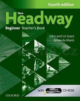 Liz Soars, John Soars: New Headway Beginner - Teacher´s Book cena od 426 Kč