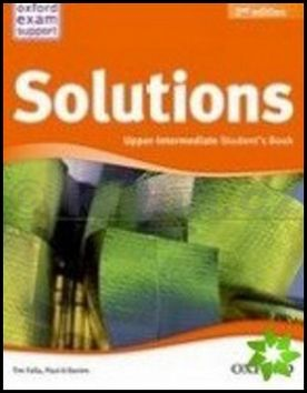 Falla Tim, Davies Paul A.: Maturita Solutions 2nd Edition Upper Intermediate Student´s Book Czech Edition cena od 365 Kč