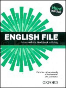 Christina Latham-Koenig, Clive Oxenden, Paul Selingson: English File Intermediate Workbook with key cena od 246 Kč