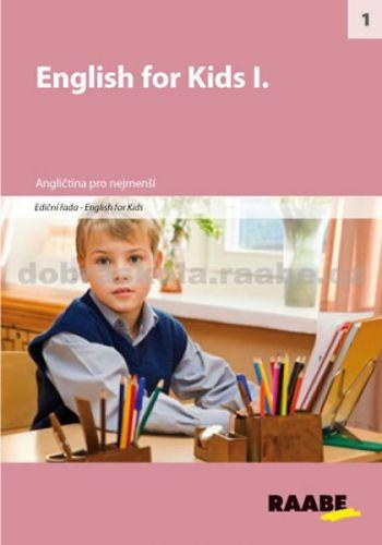 Kolektiv autorů: English for kids I. cena od 265 Kč