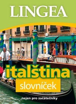 Italština - slovníček cena od 101 Kč