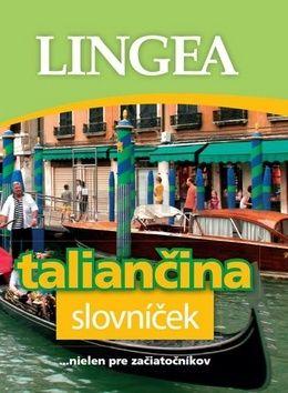 LINGEA - Taliančina - slovníček cena od 125 Kč