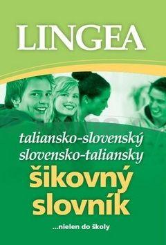 LINGEA-taliansko-slov.-slov. tal. šikovný slovník cena od 172 Kč