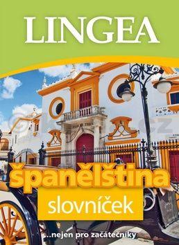 Španělština slovníček cena od 105 Kč