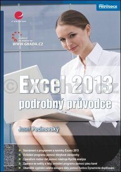 Josef Pecinovský: Excel 2013 – podrobný průvodce cena od 125 Kč