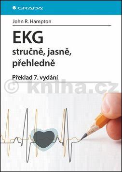 John R. Hampton: EKG stručně, jasně, přehledně cena od 182 Kč