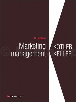 Philip Kotler: Marketing management cena od 1 935 Kč