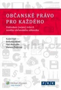 Daniela Šustrová: Občanské právo pro každého cena od 506 Kč