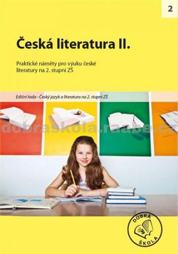 Kolektiv autorů: Česká literatura II. cena od 253 Kč