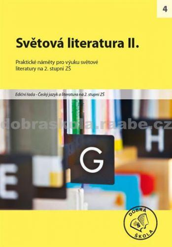 Kolektiv autorů: Světová literatura II. cena od 254 Kč