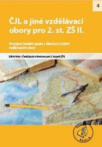 Kolektiv autorů: ČJL a jiné vzdělávací obory pro 2. st. ZŠ II. cena od 250 Kč