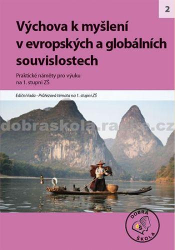 Vítězslav Hálek, Radek Machatý: Výchova k myšlení v evropských a globálních souvislostech cena od 258 Kč