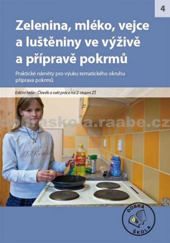 Kolektiv autorů: Zelenina, mléko, vejce a luštěniny ve výživě pokrmů cena od 254 Kč