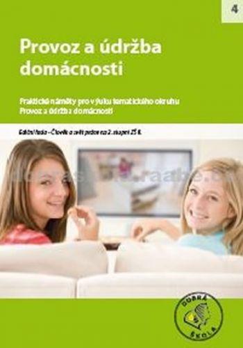 Kolektiv autorů: Provoz a údržba domáctnosti cena od 257 Kč