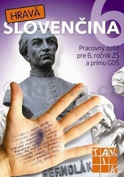 Hravá slovenčina 6 cena od 105 Kč