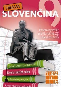 Hravá slovenčina 9 cena od 105 Kč