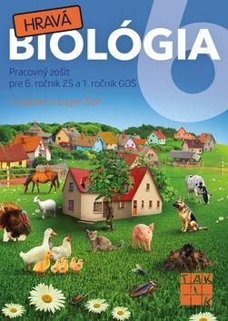 Hravá biológia 6 cena od 89 Kč