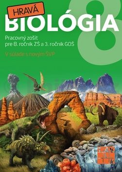 Hravá biológia 8 cena od 71 Kč